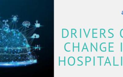 Основные драйверы изменений в индустрии гостеприимства