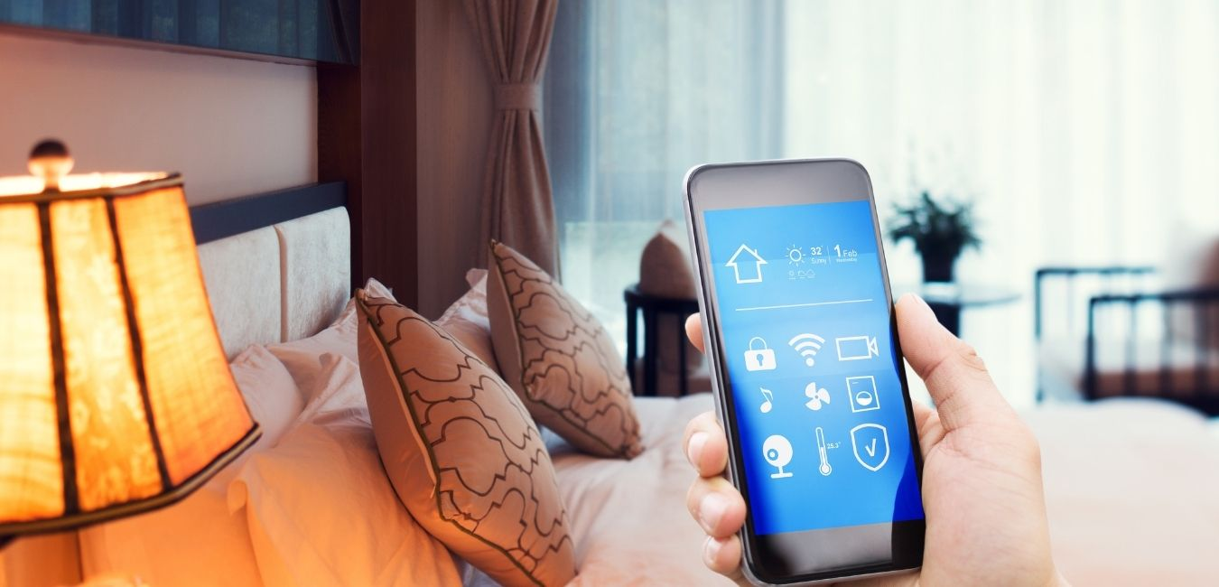 Touchless technologies for hotels